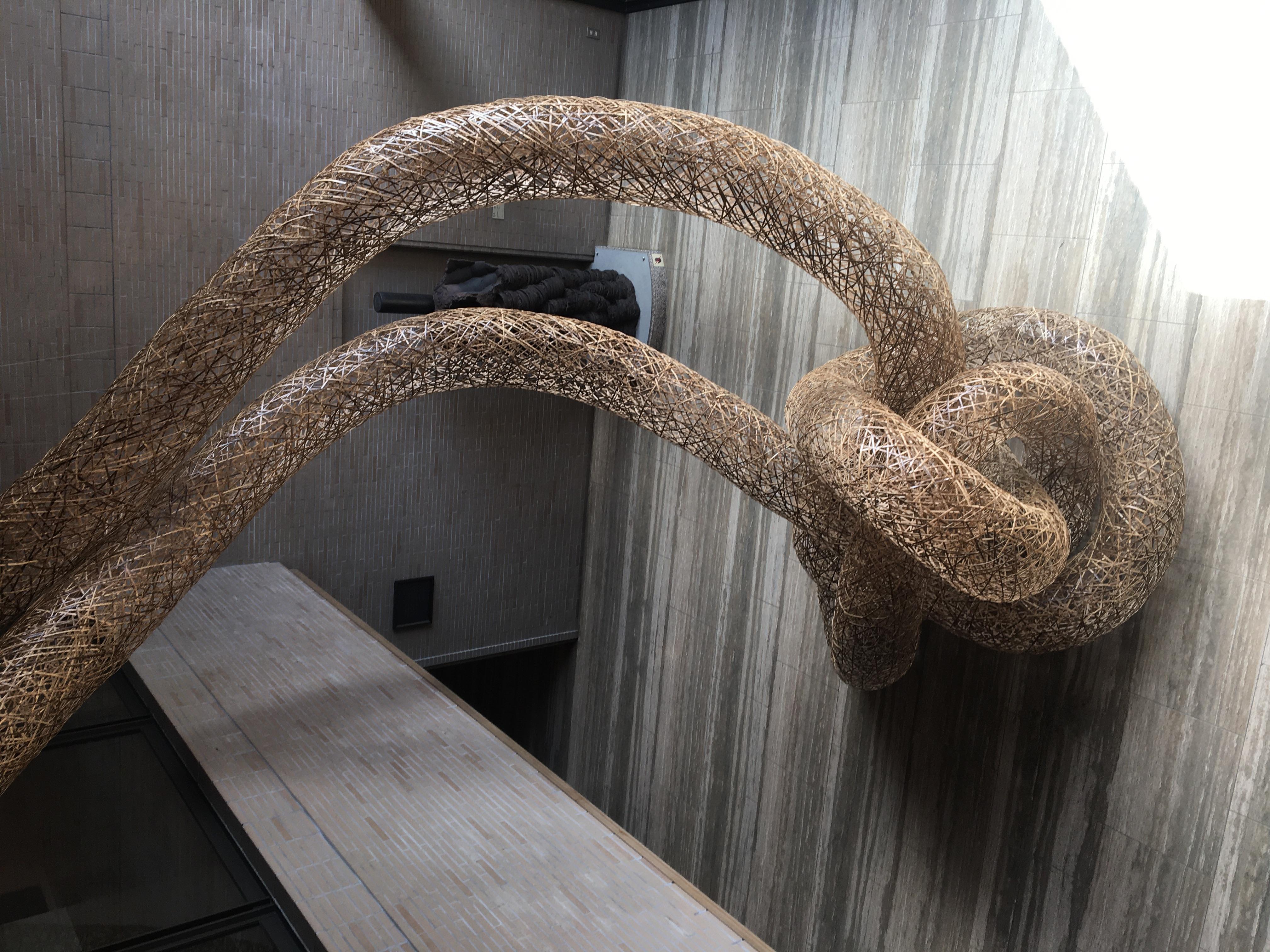 アビー・コレクション竹工芸名品展