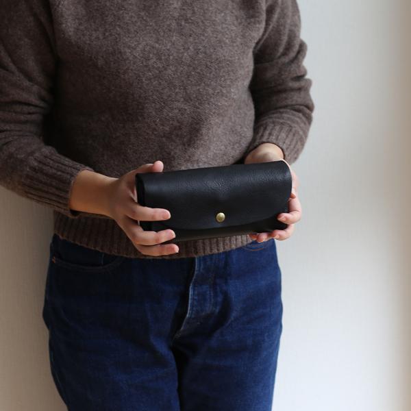 CINQ(サンク) 長財布(ブラック)