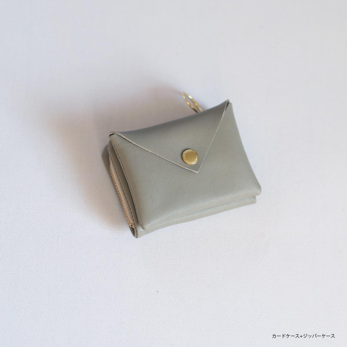 CINQ スナップユニット財布/カードケース/サンク
