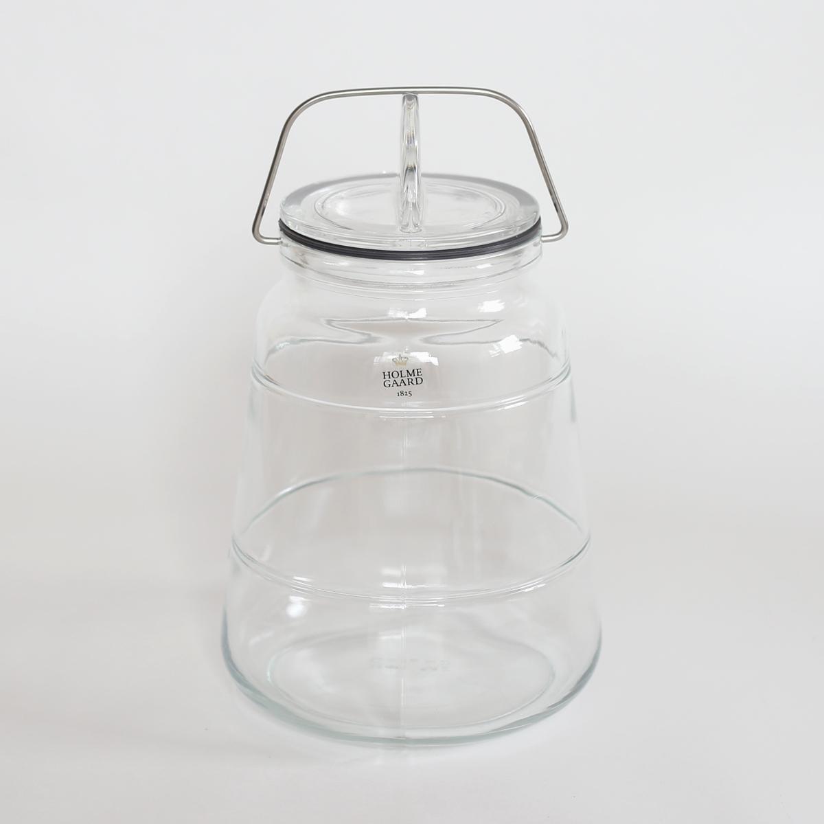 ホルムガード スカーラ ストレージジャー 2L ガラス瓶