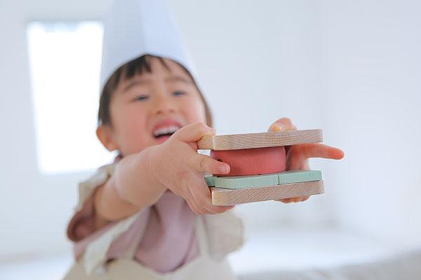 dou リトルシェフ little chef 型はめパズル 効果 3歳 おままごとセット おしゃれ かわいい 人気