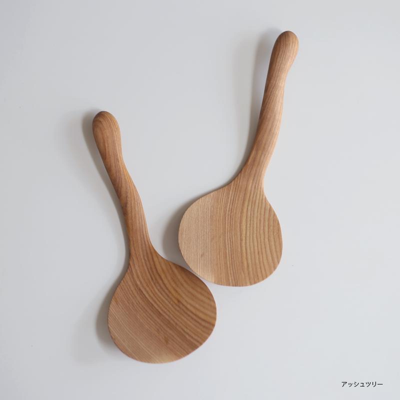 パンケーキ返し/フライ返し/木製キッチンツール