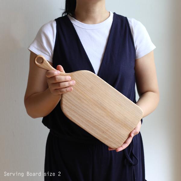 HAMPSON WOODS Serving Board 木製プレート/おしゃれ/かわいい/サービングボード/カッティングボード