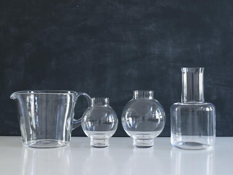 スクルーフ SKRUF KOLONN ベース S コロン 花器 花瓶 ガラス おしゃれ かわいい