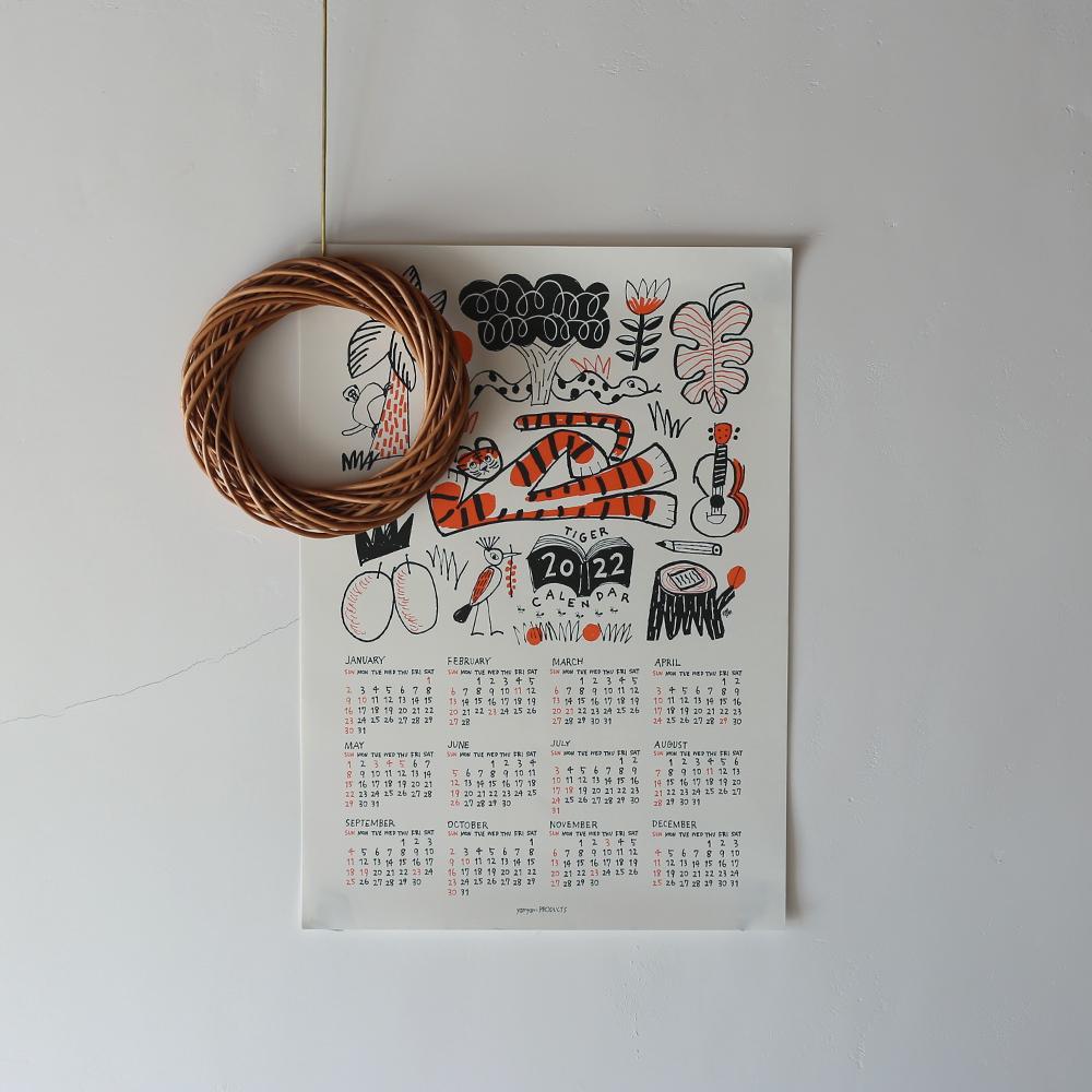 ヤナギのリース/かご/バスケット/柳の壁飾り